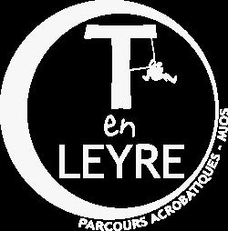 Logo T en Leyre- Parcours acrobatique entre Bordeaux et Arcachon