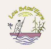 Logo de Lou batel'Eyre-promenades en bateau sur la Leyre